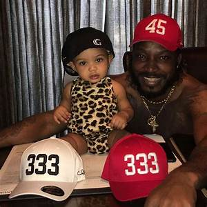 Chris Gayle With His Wife And Children | www.pixshark.com ...