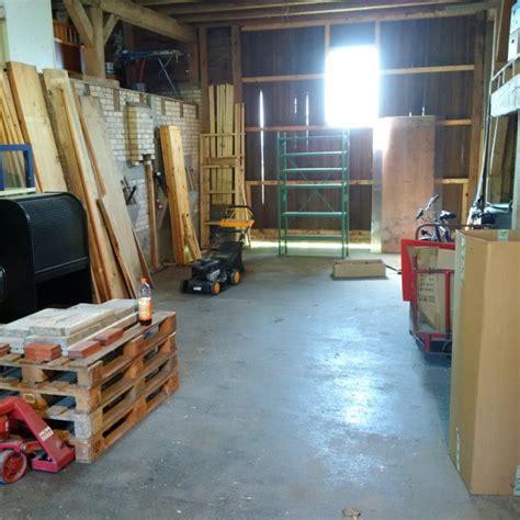 Garage Umbauen  Ein Bauernhaus Renovieren Umbauen