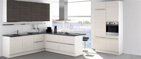 cuisine integre cuisine intégrée cora noir et blanc idée de décoration aviva