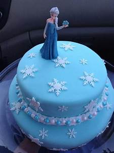 You have to see Elsa Frozen Birthday Cake by poakley643950646!