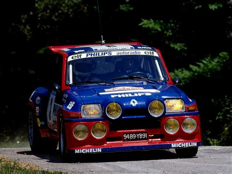 Renault 5 Turbo Rally Image 92