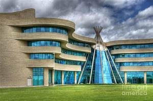 First Nations University Of Canada Photograph by Bob