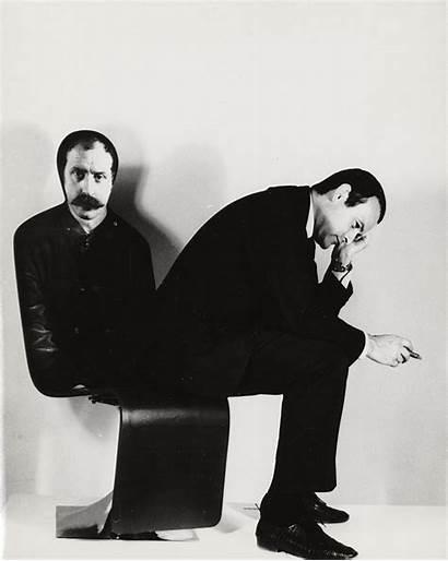 Tallon Roger Portrait Les 1967 Cesar Siege