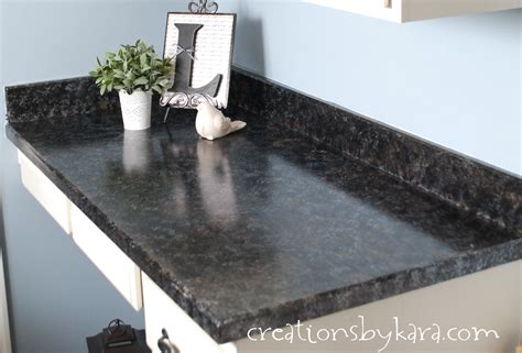 Kitchen Counter Paint Kits by Granite Give Your Kitchen Looks Fresh With Faux Granite
