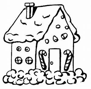 Dessin Sapin De Noel Moderne : coloriage maison de no l en pain d 39 pice ~ Melissatoandfro.com Idées de Décoration