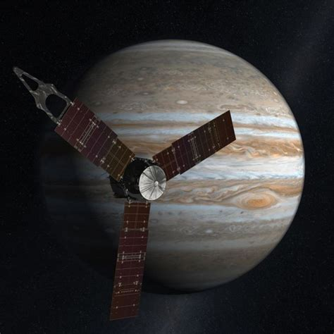 Juno Took 3d-printed Parts Further Into Space Than Ever