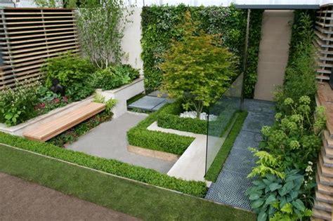 installer un comptoir de cuisine décoration petit jardin