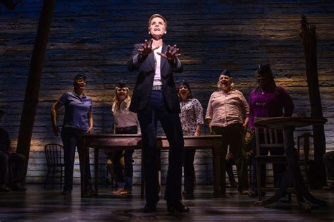 Barnes And Noble Saskatoon by Come From Away To Celebrate Cast Album Release At Barnes