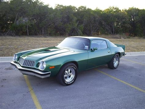 1974 Chevrolet Camaro  Pictures Cargurus