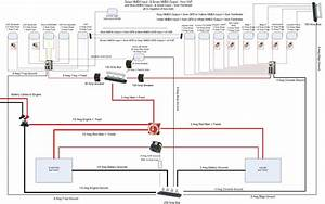 Simple To Read Wiring Diagram For A Boat In 2019