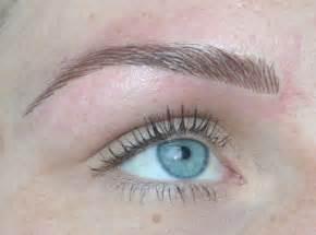 3D Hair Stroke Permanent Eyebrows