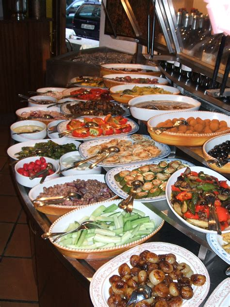 italian food buffet sicilian girl