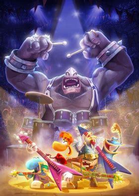 El Luchador - RayWiki, the Rayman wiki