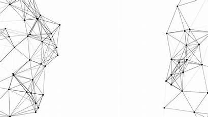 Background Shape Digital Futuristic Geometrical Particles Technology