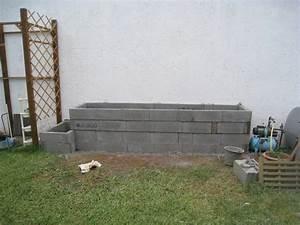 peindre un mur en parpaing brut non lisse en exterieur With peinture crepi exterieur parpaing