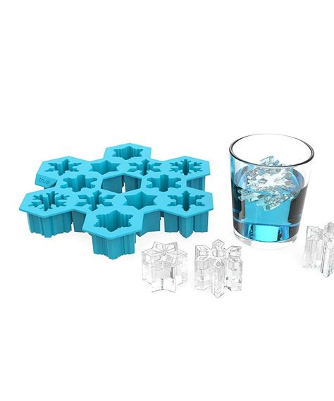 Zulily Kitchen Gadgets by Truezoo Snowflake Cube Tray For The Home