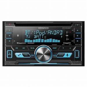 Kenwood Dpx301 Cd Player With Mp3  Wma Playback At