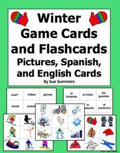spanish winter activities images spanish