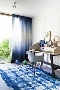 Bleu De Travail Leroy Merlin : le rideau voilage dans 41 photos ~ Melissatoandfro.com Idées de Décoration