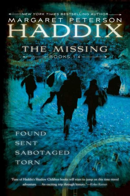 the missing collection by margaret peterson haddix found