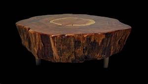 Coffee tables ideas stump end amish tree trunk coffee for Trunk coffee tables for sale