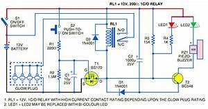 Insider  Glow Plug Timer Circuit