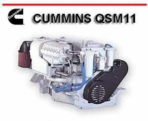 Cummins Qsm11 Qsm 11 Operation Service Manual