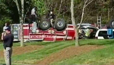 fire truck news blooper funny video ebaums world