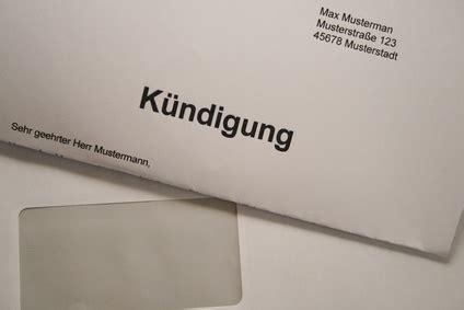 Ordentliche Kündigung Mieter by Mietvertrag K 252 Ndigung Vorlage Und Muster