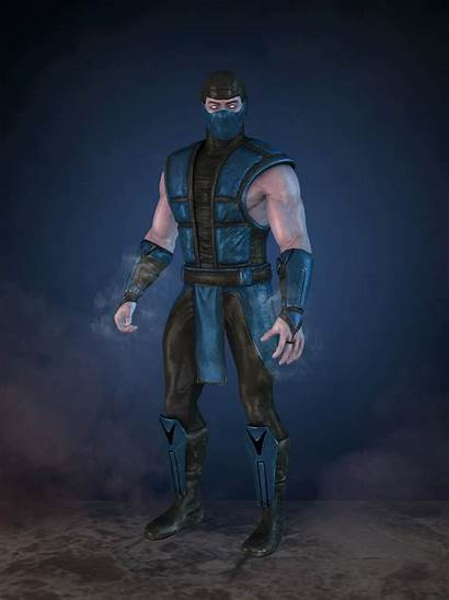 Zero Sub Klassic Umk3 Deviantart Mortal Kombat