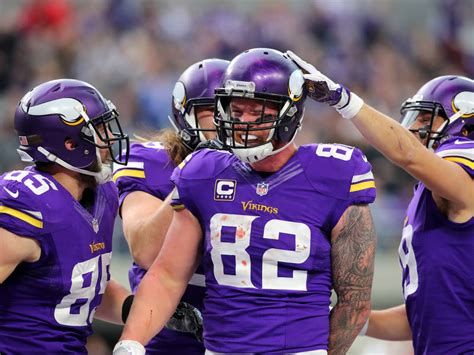 minnesota vikings  schedule opponents released