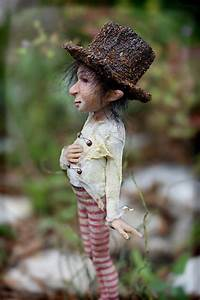 Little Pixie Caruso Ooak Made By Tatjana Raum