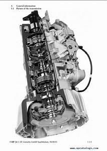 Zf 5hp24  Zf 5hp24a Repair Manual Download