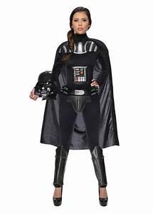 Star Wars Darth Vader Women Costume