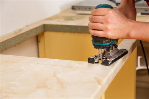 Küchenarbeitsplatte Einbauen » Anleitung In 5 Schritten