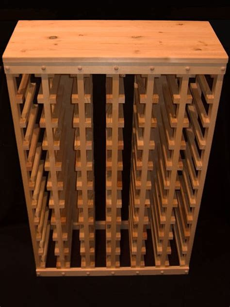 wooden wine racks woodworking projects plans