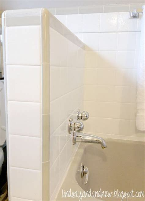 Paint Color For Bathroom With Tile by Paint Tiles Instead Of Replacing Them Sherwin Williams