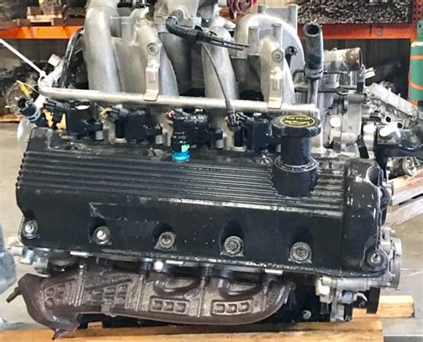 2004 Ford F150 Engines by Ford F150 4 6l Engine 2004 2009 Vin W Romeo A A Auto
