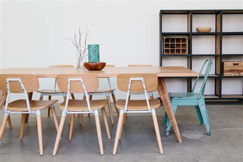 scandinavian dining table rust furniture australia