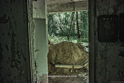 When the firefighters came to. Pripyat: Hospital 126 today Scary rooms in 2018 A photo