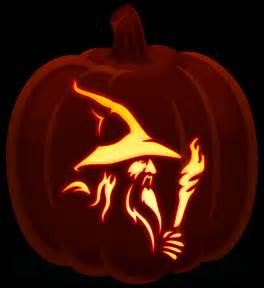 Lord Of The Rings Pumpkin Templates by Lord Of The Rings Orange And Black Pumpkins