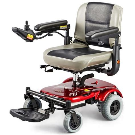 merits health ez go travel power chair merits health