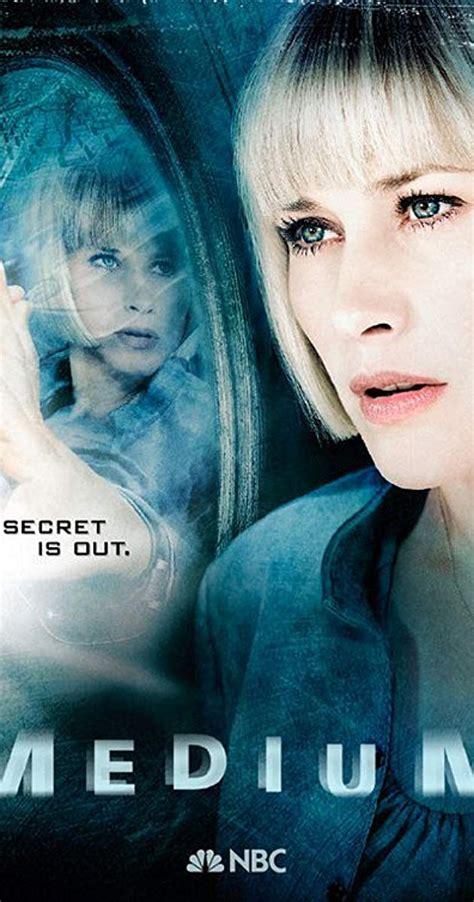 Medium (TV Series 2005–2011) - Episodes - IMDb