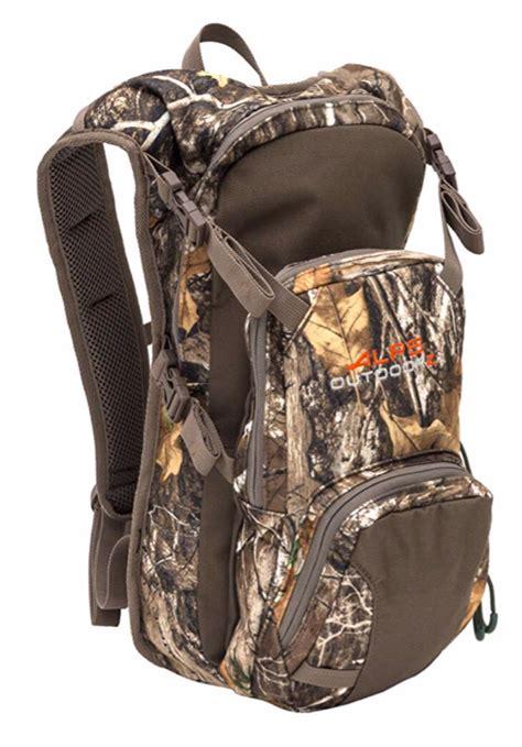 saddle hunting pack