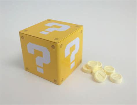 マリオブロック的なキャンディーがちょっと欲しいぞ idea idea