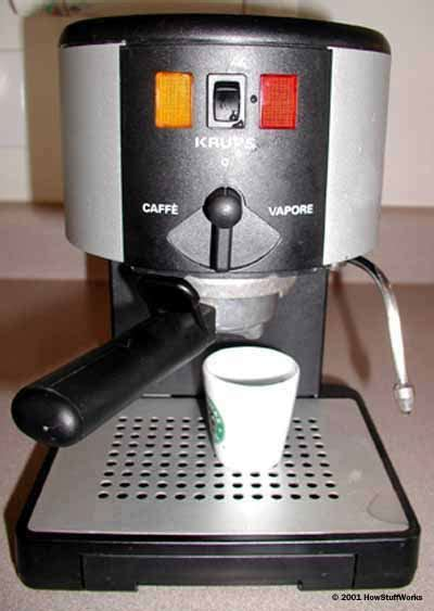 How Espresso Machines Work   HowStuffWorks