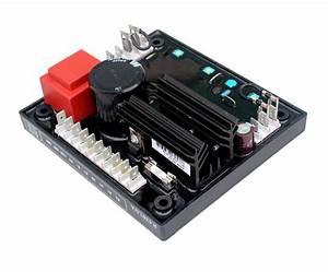 Brushless Generator Automatic Voltage Regulators Leroy