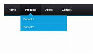 Free css templates with drop down menusdownload free for Drop down menu html template