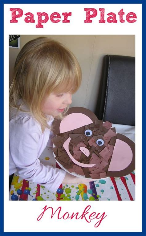 paper plate monkey 56 best images about curious george on 2637