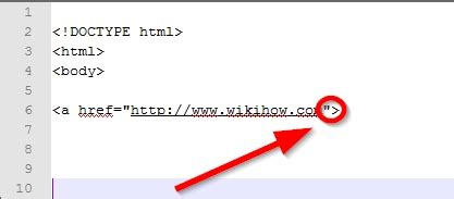 How Make Picture Link Html Steps With Pictures